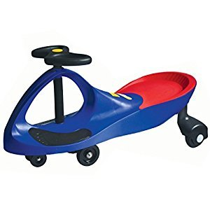 Wigglemobile Ride-on Toy - Blue