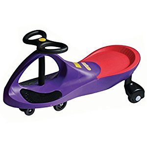 Wigglemobile Ride-on Toy - Purple