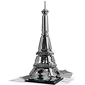 LEGO® Architecture The Eiffel Tower 21019 Landmark Series