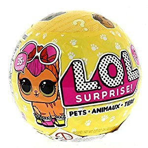 L.O.L. Surprise Pets Series 3-Wave 1 Unwrapping Toy