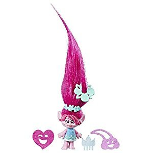 Trolls Town Small Hair Raising Poppy Doll