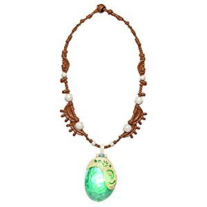 Moana Disney Magical Seashell Necklace