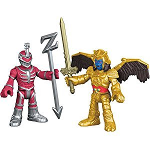 Fisher-Price Imaginext Power Rangers Goldar & Lord Zedd