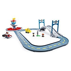 Paw Patrol - Launch N Roll Lookout Tower Track Set
