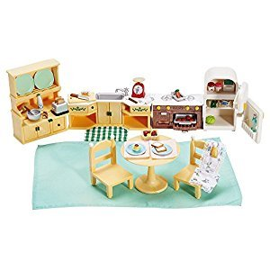 Calico Critters CC2257 Kozy Kitchen Set