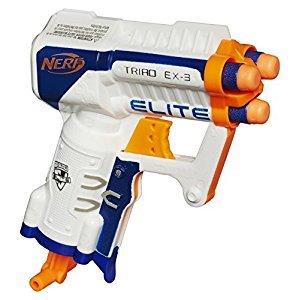 Nerf N-Strike Elite Triad EX-3 Blaster