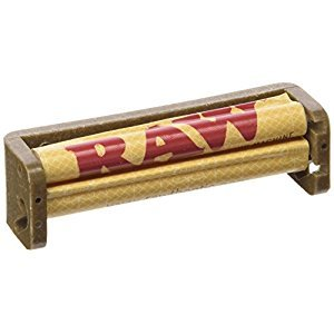 RAW 79 mm 1 1/4 Hemp Plastic Cigarette Rolling Machine