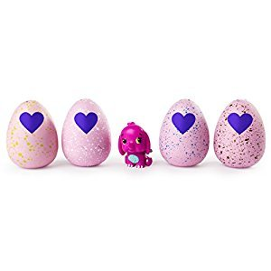 Hatchimals 6041337, 4 Plus Bonus Pack S2